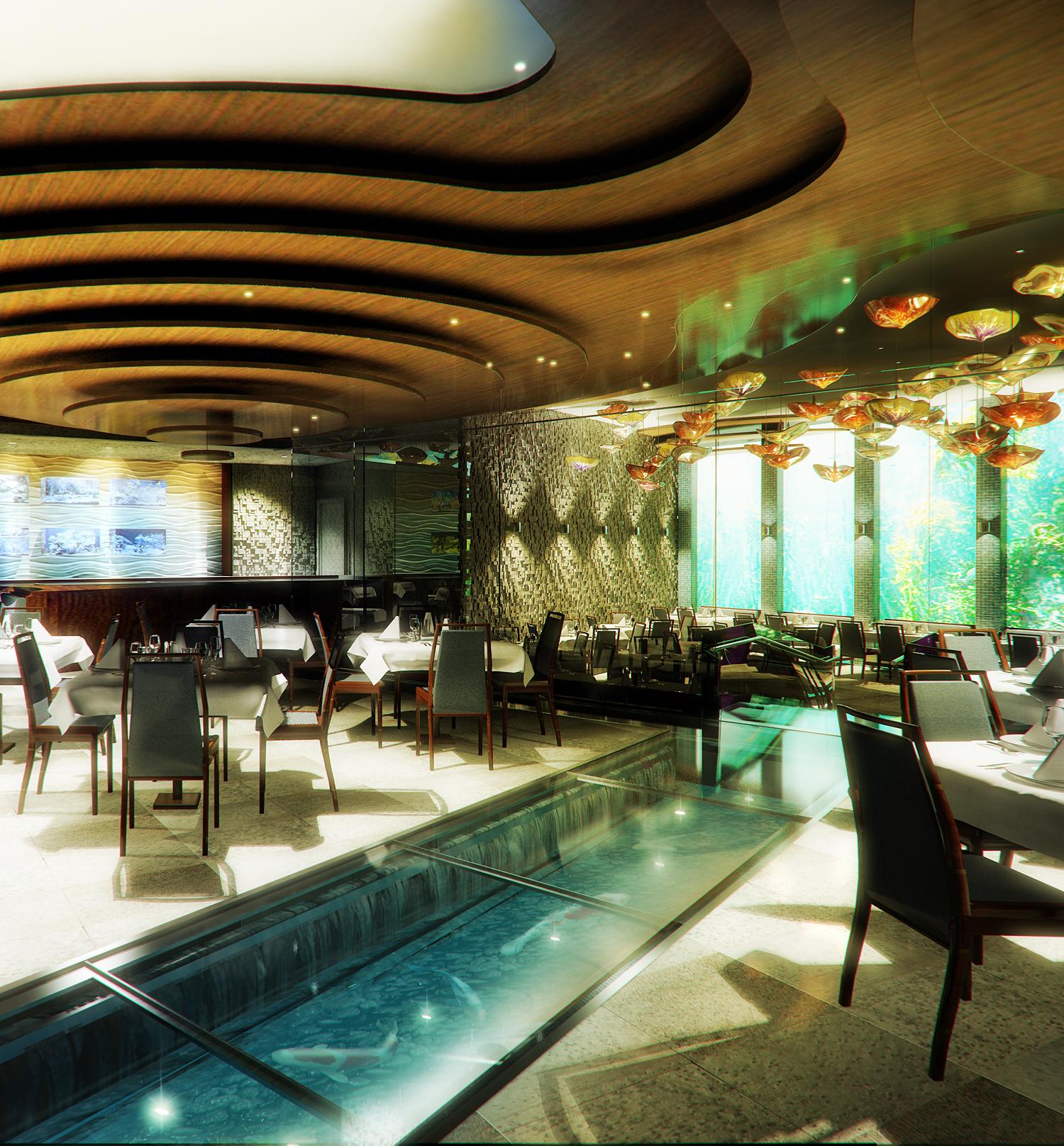 Pin Seafood Restaurant Design On Pinterest